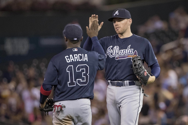 Braves beat Twins, 2-0, in majors-worst matchup