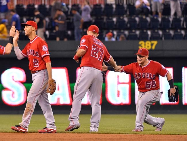 Royals vs. Angels - 7/27/16 MLB Pick, Odds, and Prediction