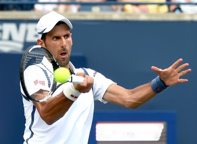 Novak Djokovic vs. Tomas Berdych 2016 Rogers Cup Quarterfinals Pick, Odds, Prediction