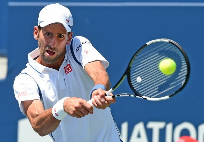 Kei Nishikori vs. Novak Djokovic 2016 Rogers Cup Final Pick, Odds, Prediction