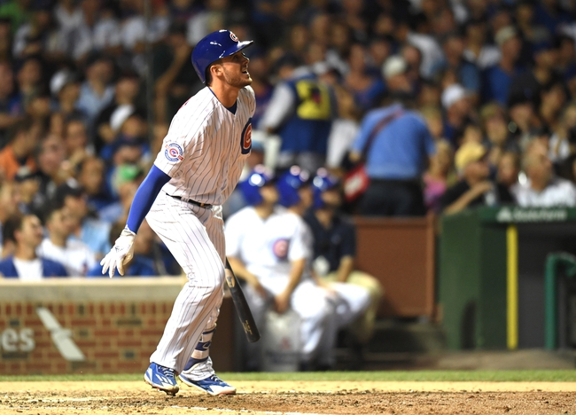 Chicago Cubs vs. Chicago White Sox - 7/28/16 MLB Pick, Odds, and Prediction