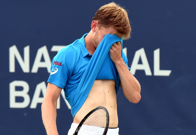 David Goffin vs. Sam Groth 2016 Rio Summer Olympics Pick, Odds, Prediction