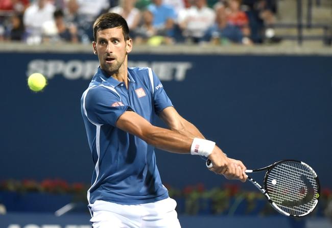 Novak Djokovic vs. Gael Monfils 2016 Rogers Cup Semifinals Pick, Odds, Prediction