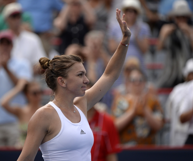 Simona Halep vs. Angelique Kerber 2016 Rogers Cup Semifinals Pick, Odds, Prediction