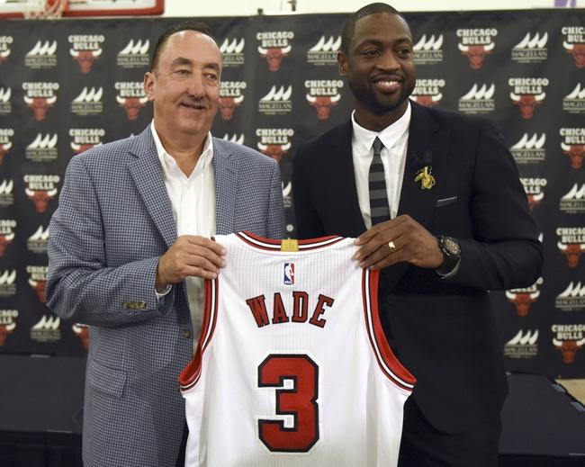Chicago Bulls 2016 Preview, Draft, Offseason Recap, Depth Chart, Outlook
