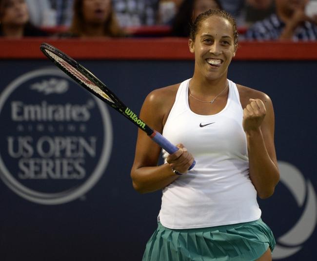 Madison Keys vs. Kristina Kucova 2016 Rogers Cup Semifinals Pick, Odds, Prediction