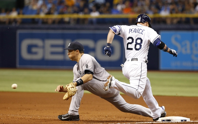 Tampa Bay Rays vs. New York Yankees - 7/30/16 MLB Pick, Odds, and Prediction