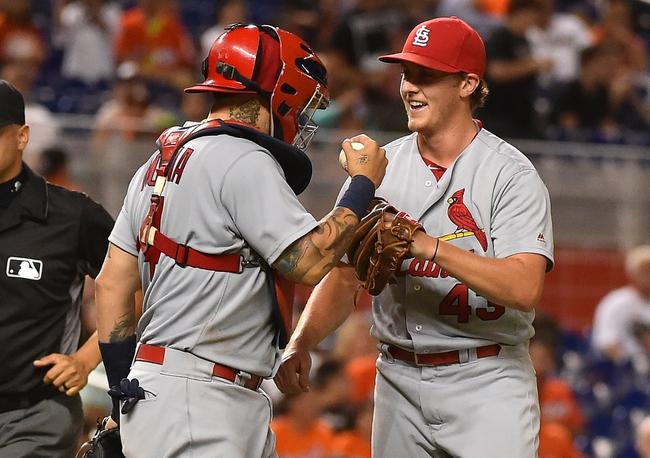 Miami Marlins vs. St. Louis Cardinals - 7/30/16 MLB Pick, Odds, and Prediction