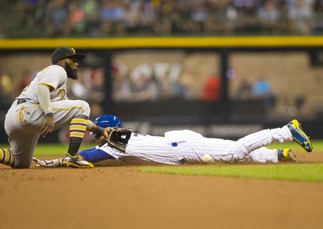 Brewers vs. Pirates - 8/26/16 MLB Pick, Odds, and Prediction