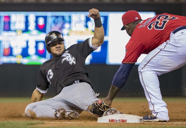Minnesota Twins vs. Chicago White Sox - 7/31/16 MLB Pick, Odds, and Prediction