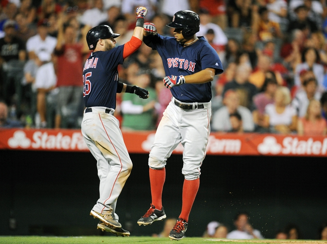 Angels vs. Red Sox - 7/30/16 MLB Pick, Odds, and Prediction
