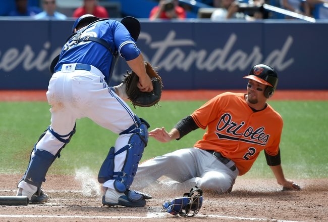 Toronto Blue Jays vs. Baltimore Orioles - 7/31/16 MLB Pick, Odds, and Prediction