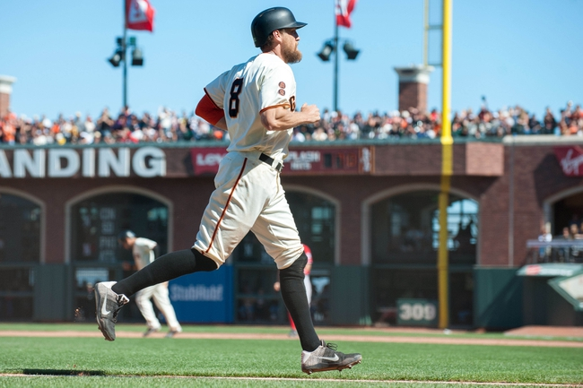 San Francisco Giants vs. Washington Nationals - 7/31/16 MLB Pick, Odds, and Prediction