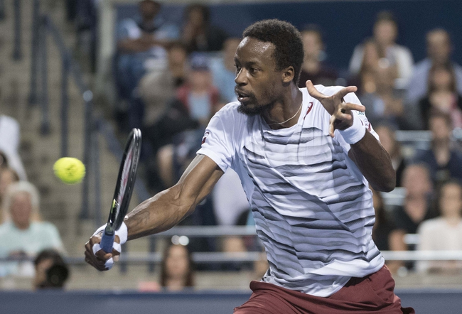 Gael Monfils vs. Vasek Pospisil 2016 Rio Summer Olympics Pick, Odds, Prediction