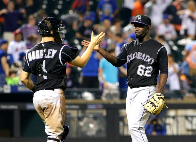 New York Mets vs. Colorado Rockies - 7/31/16 MLB Pick, Odds, and Prediction