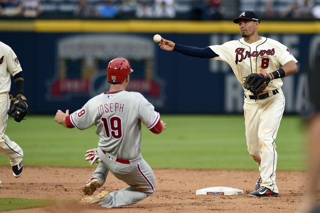 Philadelphia Phillies vs. Atlanta Braves - 9/3/16 MLB Pick, Odds, and Prediction