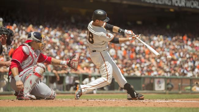 Washington Nationals vs. San Francisco Giants - 8/5/16 MLB Pick, Odds, and Prediction