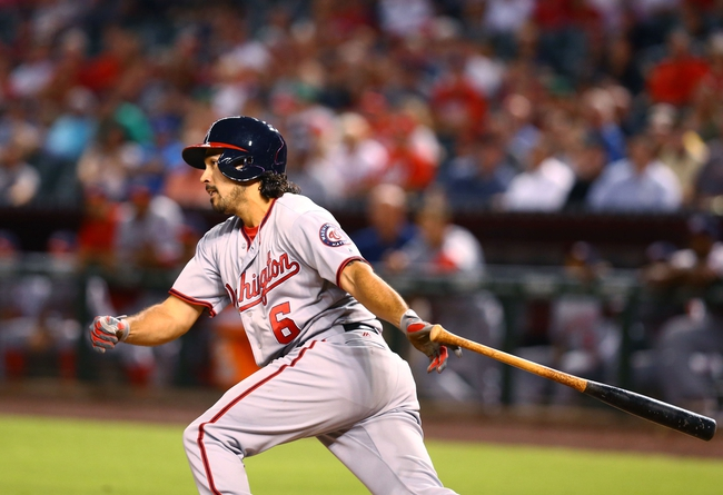 Diamondbacks vs. Nationals - 8/2/16 MLB Pick, Odds, and Prediction