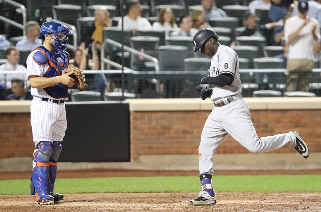 New York Yankees vs. New York Mets - 8/3/16 MLB Pick, Odds, and Prediction