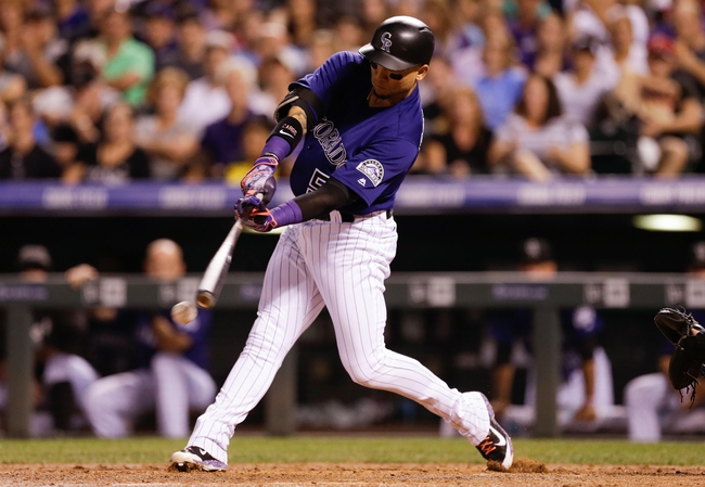 Colorado Rockies vs. Los Angeles Dodgers - 8/3/16 MLB Pick, Odds, and Prediction