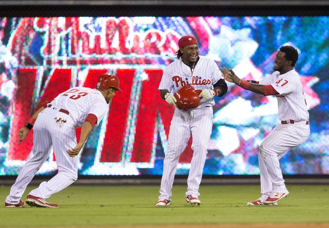 Philadelphia Phillies vs. San Francisco Giants - 8/4/16 MLB Pick, Odds, and Prediction