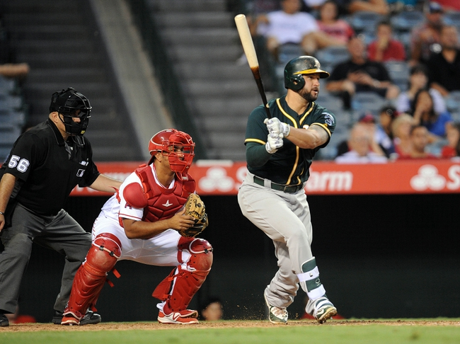 Oakland Athletics vs. Los Angeles Angels - 9/5/16 MLB Pick, Odds, and Prediction