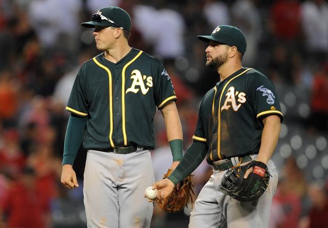 Athletics vs. Angels - 9/6/16 MLB Pick, Odds, and Prediction
