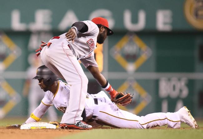 Pittsburgh Pirates vs. Cincinnati Reds - 8/6/16 MLB Pick, Odds, and Prediction