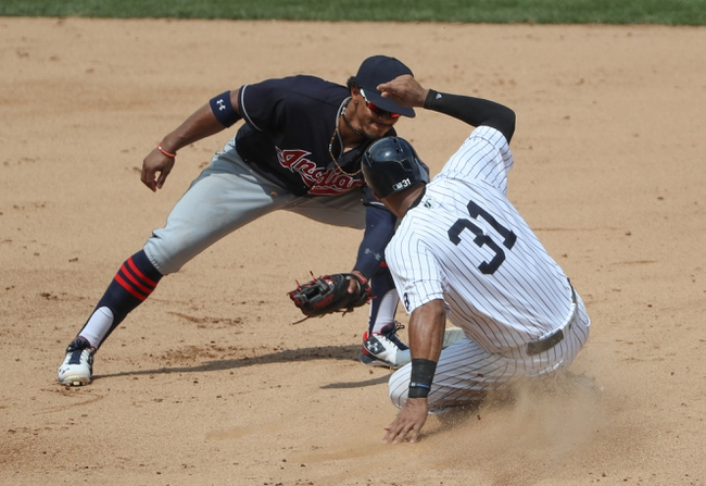 New York Yankees vs. Cleveland Indians - 8/7/16 MLB Pick, Odds, and Prediction