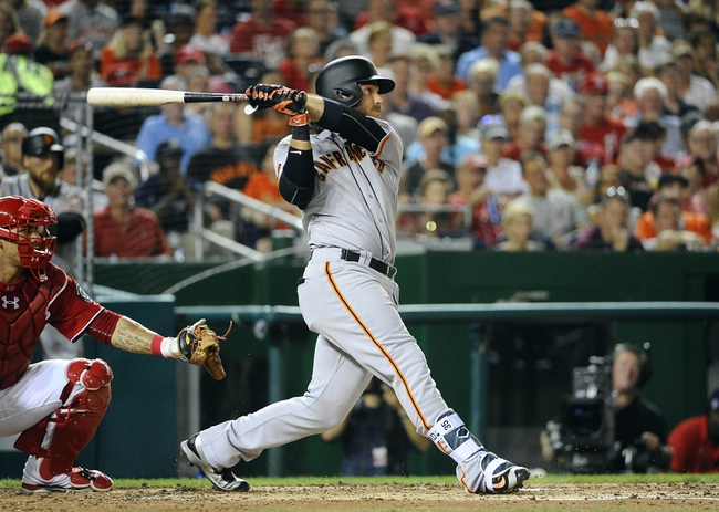 Washington Nationals vs. San Francisco Giants - 8/7/16 MLB Pick, Odds, and Prediction