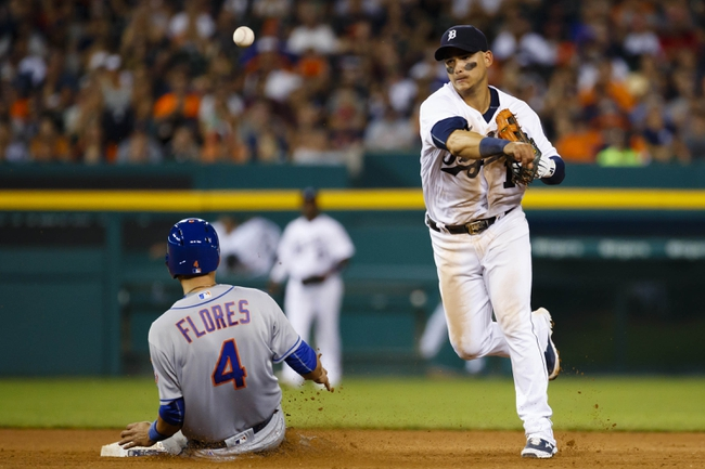 Detroit Tigers vs. New York Mets - 8/7/16 MLB Pick, Odds, and Prediction