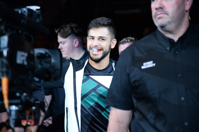 Yair Rodriguez vs. B.J. Penn UFC Fight Night 103 Pick, Preview, Odds, Prediction - 1/15/17