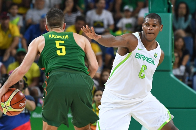 Nigeria vs. Lithuania - 8/9/16 Men's Basketball 2016 Olympic Games Pick, Odds, and Prediction