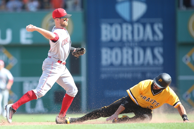 Pirates vs. Reds - 9/9/16 MLB Pick, Odds, and Prediction