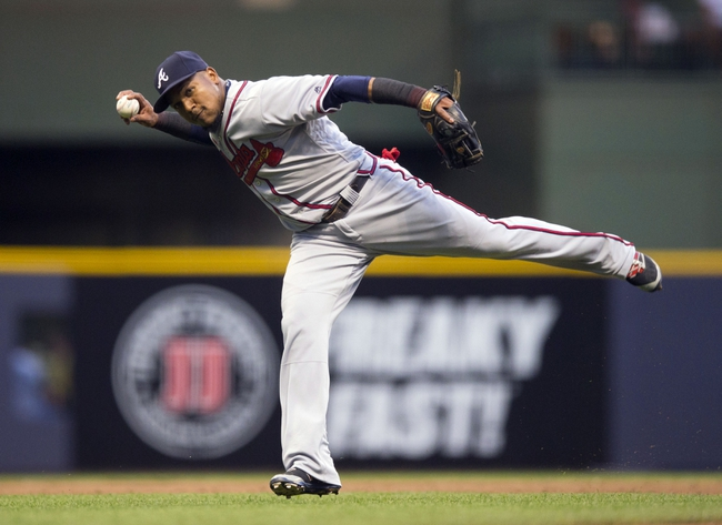 Milwaukee Brewers vs. Atlanta Braves - 8/9/16 MLB Pick, Odds, and Prediction