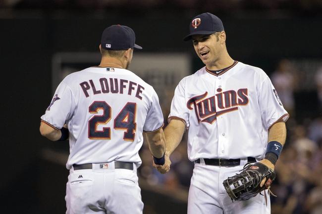 Minnesota Twins vs. Houston Astros - 8/9/16 MLB Pick, Odds, and Prediction