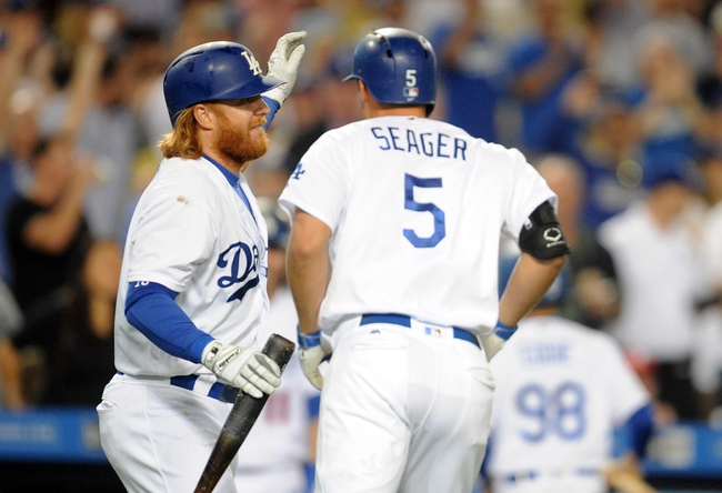 Seager hits homers No. 20 and 21, Dodgers beat Phillies 9-4