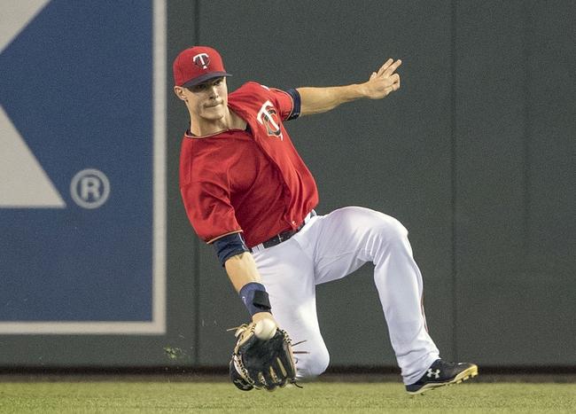 Minnesota Twins vs. Houston Astros - 8/10/16 MLB Pick, Odds, and Prediction