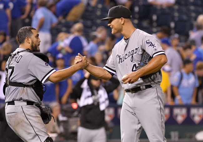 Kansas City Royals vs. Chicago White Sox - 8/10/16 MLB Pick, Odds, and Prediction
