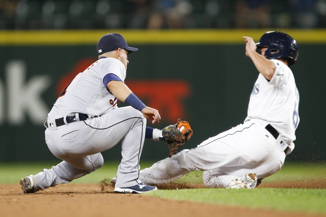 Mariners vs. Tigers - 8/10/16 MLB Pick, Odds, and Prediction