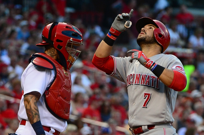 Cincinnati Reds vs. St. Louis Cardinals - 9/2/16 MLB Pick, Odds, and Prediction