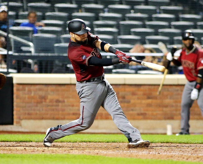 New York Mets vs. Arizona Diamondbacks - 8/11/16 MLB Pick, Odds, and Prediction