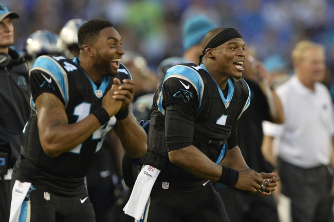 Carolina Panthers vs. Pittsburgh Steelers - 9/1/16 NFL Pick, Odds, and Prediction