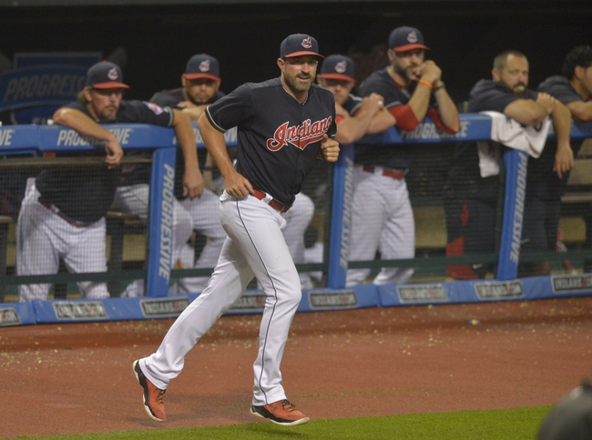 Cleveland Indians vs. Los Angeles Angels - 8/12/16 MLB Pick, Odds, and Prediction