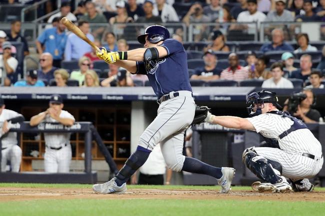 Tampa Bay Rays vs. San Diego Padres - 8/15/16 MLB Pick, Odds, and Prediction