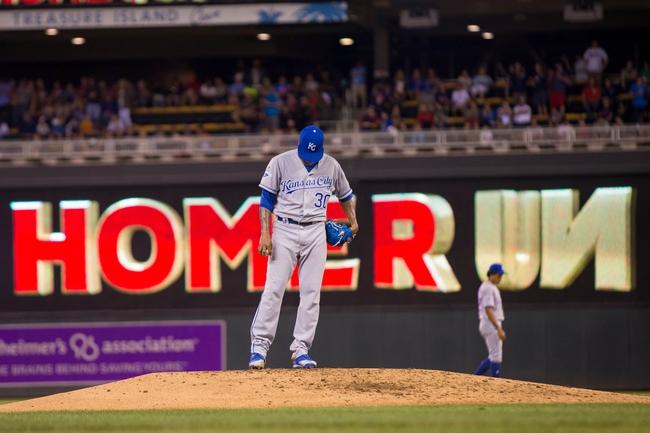 Twins vs. Royals - 8/13/16 MLB Pick, Odds, and Prediction