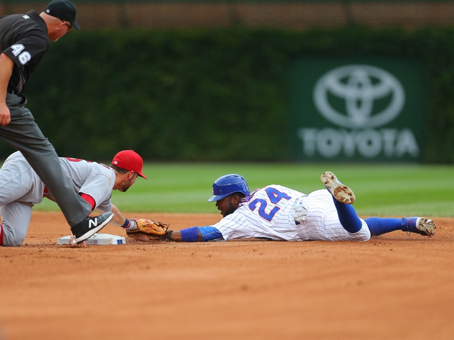 Chicago Cubs vs. St. Louis Cardinals - 8/14/16 MLB Pick, Odds, and Prediction