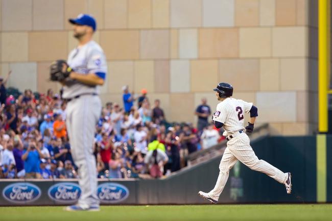 Twins vs. Royals - 8/14/16 MLB Pick, Odds, and Prediction