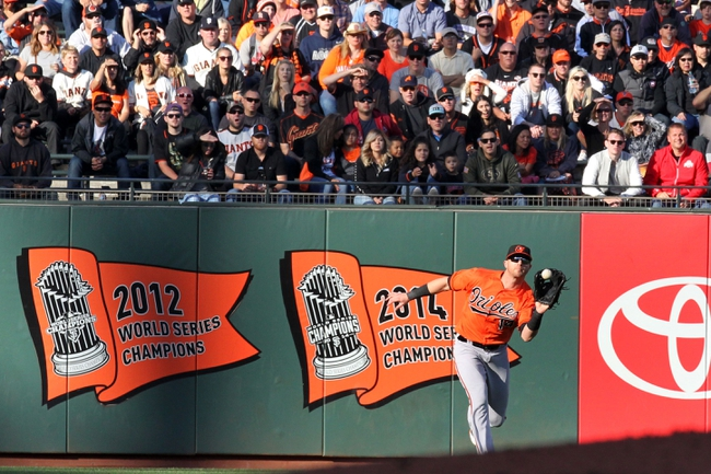 San Francisco Giants vs. Baltimore Orioles - 8/14/16 MLB Pick, Odds, and Prediction