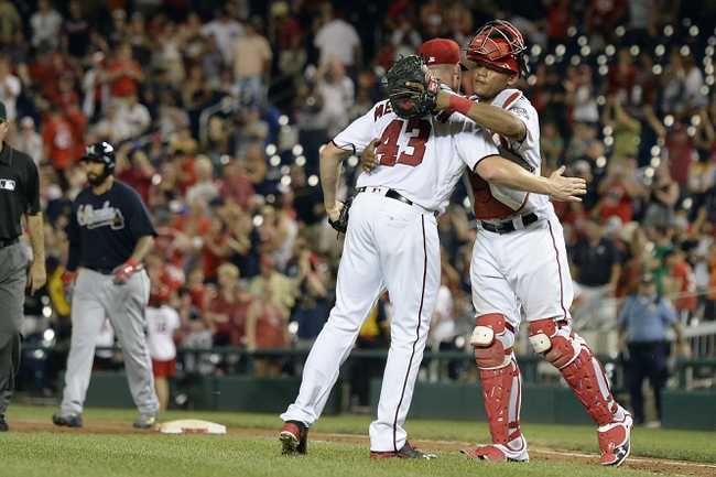 Atlanta Braves vs. Washington Nationals - 8/19/16 MLB Pick, Odds, and Prediction